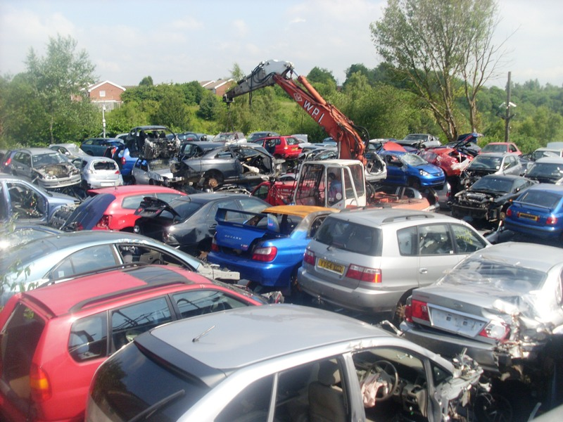 Pay Off Car Spare Parts Used