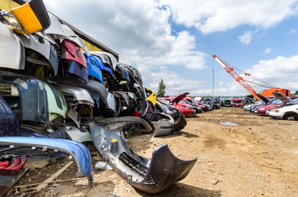 Brisbane Car Wreckers yards