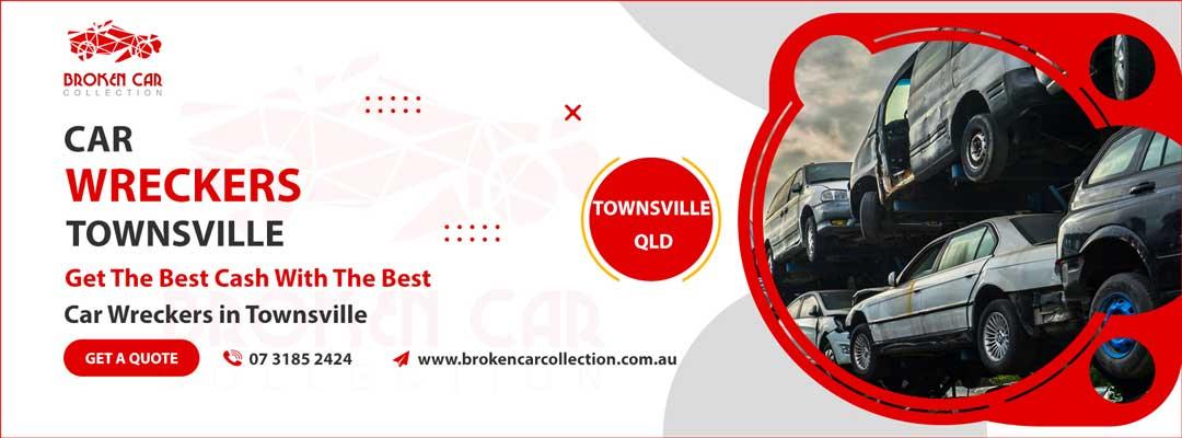 Car Wreckers Townsville, QLD