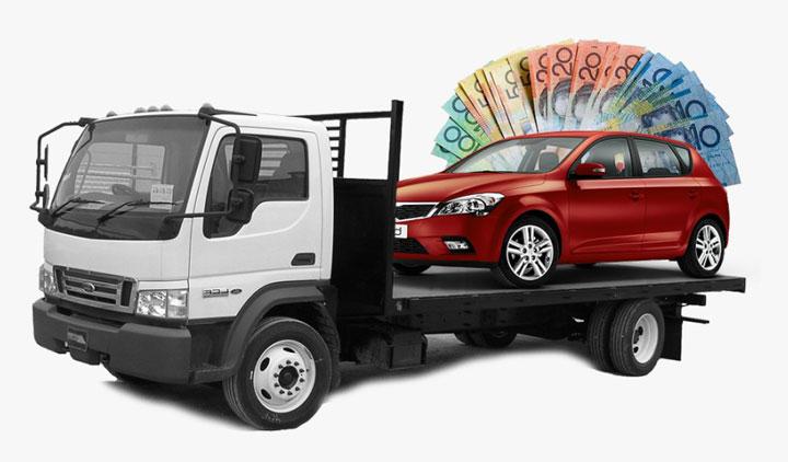 Cash for scrap car in Queensland