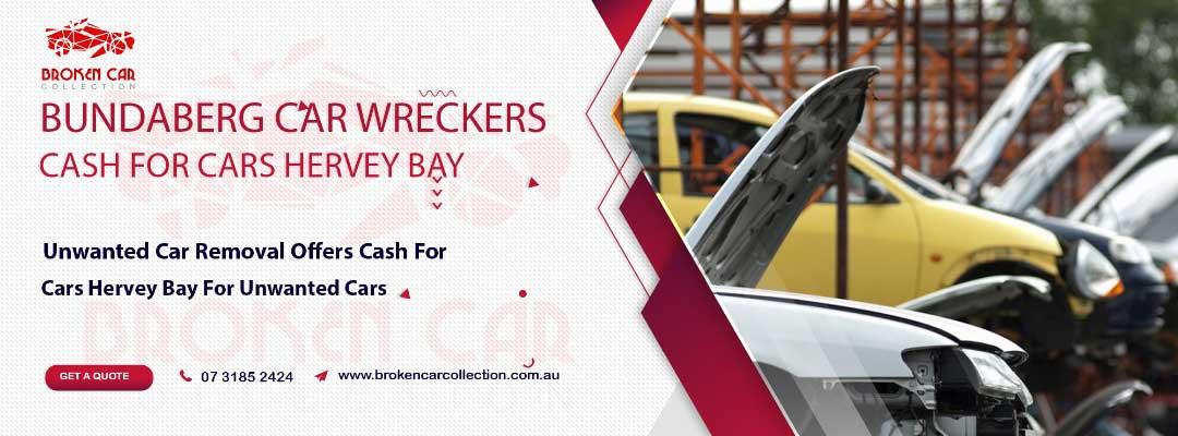 Hervey Bay Car Removal - Cash for Cars Hervey Bay