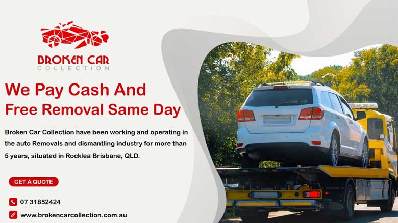 top cash for your scrap car and free removal