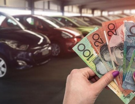 car buyer unregistered car buyer