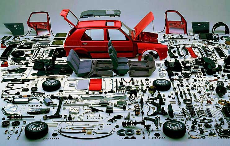 car component seller and buyer
